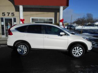 Used 2016 Honda CR-V EX AWD for sale in Lévis, QC