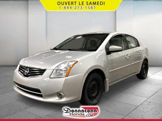 Used 2011 Nissan Sentra *A 20 MINUTES DE QUEBEC* for sale in Donnacona, QC