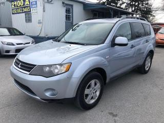 Used 2007 Mitsubishi Outlander for sale in Laval, QC