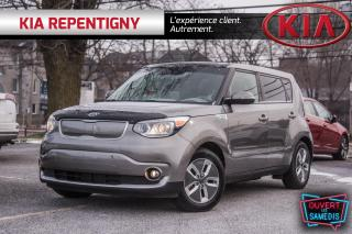 Used 2018 Kia Soul EV ÉLECTRIQUE LUXURY for sale in Repentigny, QC