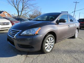 Used 2014 Nissan Sentra SV A/C AUTOMATIQUE CRUISE BLUETOOTH for sale in St-Eustache, QC