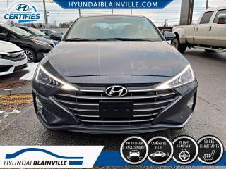 Used 2019 Hyundai Elantra PREFERRED APPLE CARPLAY, VOLANT CHAUFFAN for sale in Blainville, QC