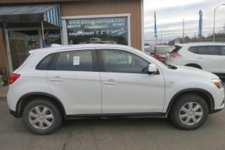 Used 2017 Mitsubishi RVR ES 2.0L 4 portes 2RM BM for sale in Prevost, QC