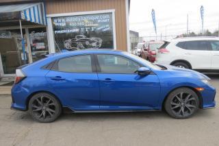Used 2017 Honda Civic Sport 5 portes BM for sale in Prevost, QC