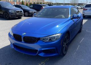 Used 2017 BMW 4 Series 440 4dr Sdn 440i xDrive AWD Gran Coupe for sale in Dorval, QC