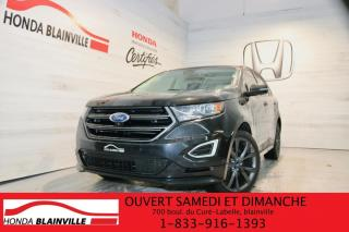 Used 2015 Ford Edge SPORT for sale in Blainville, QC