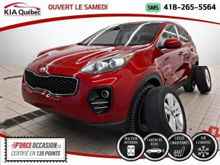 Used 2017 Kia Sportage LX* AWD* CAMERA* CERTIFIE 2.79 %* for sale in Québec, QC