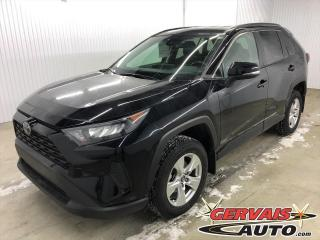 Used 2019 Toyota RAV4 LE AWD Mags Caméra A/C Sièges chauffants *Traction intégrale* for sale in Shawinigan, QC