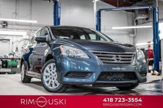 Used 2013 Nissan Sentra 4DR SDN for sale in Rimouski, QC