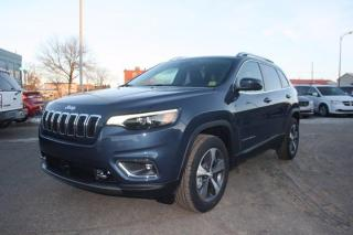 New 2021 Jeep Cherokee Limited for sale in Swift Current, SK