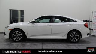 Used 2016 Honda Civic EX + GARANTIE 7/130 + BLUETOOTH + CAMERA for sale in Trois-Rivières, QC