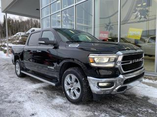 Used 2019 RAM 1500 Big Horn CREW NIVEAU 2 TOIT PANNEAU for sale in Ste-Agathe-des-Monts, QC