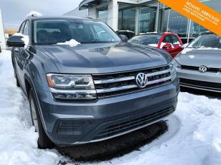 Used 2018 Volkswagen Atlas RESERVÉTrendline 3.6 FSI 4MOTION + 7 Pass + Caméra for sale in Québec, QC