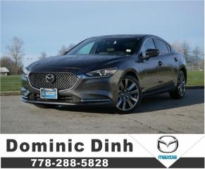 Used 2018 Mazda MAZDA6 SIGNATURE for sale in Richmond, BC