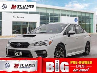 Used 2019 Subaru WRX Backup Camera, Apple CarPlay, WINTER / SUMMER TIRES for sale in Winnipeg, MB