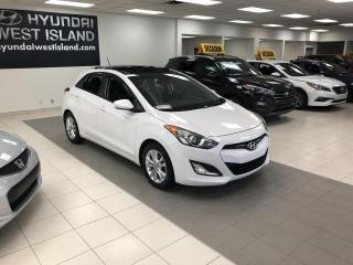 Used 2013 Hyundai Elantra GT GLS AUTO MAGS A/C TOIT BT CRUISE SIÈGES for sale in Dorval, QC