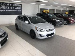 Used 2014 Hyundai Accent GL AUTO A/C CRUISE BT SIÈGES CHAUFFANTS for sale in Dorval, QC