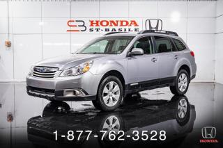 Used 2011 Subaru Outback 2.5L + PREMIUM + A/C + CRUISE + MAGS + W for sale in St-Basile-le-Grand, QC