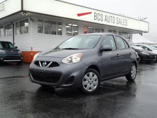 Used 2018 Nissan Micra One Owner, No Accidents, Bluetooth, Low Mileage for sale in Vancouver, BC