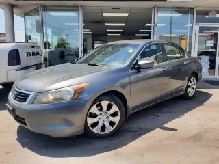 Used 2008 Honda Accord Sdn EX-L~ ~ SUNROOF~ LEATHER SEATS for sale in Oakville, ON