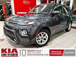 Used 2020 Kia Soul EX * VOLANT CHAUFFANT / CAMÉRA DE RECUL for sale in St-Hyacinthe, QC