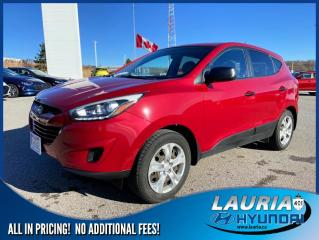 Used 2015 Hyundai Tucson GL FWD AUTO for sale in Port Hope, ON