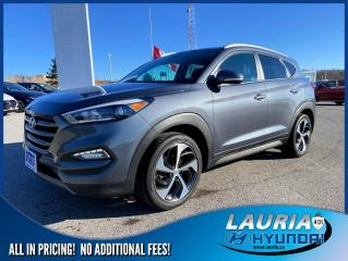 Used 2016 Hyundai Tucson 1.6T AWD PREMIUM for sale in Port Hope, ON