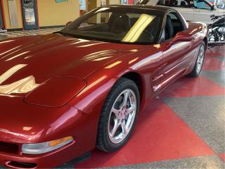 Used 2001 Chevrolet Corvette for sale in Aylmer, ON