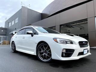 Used 2015 Subaru WRX STI 4Dr Sport-Tech Pkg 6sp for sale in Richmond, BC