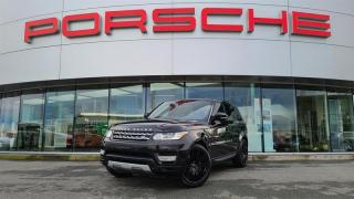 Used 2015 Land Rover Range Rover Sport V8 Supercharged for sale in Langley City, BC