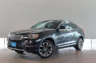 Used 2015 BMW X4 xDrive28i for sale in Langley City, BC