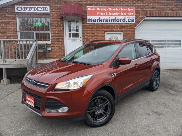 2015 Ford Escape SE AWD Ecoboost 1.6 Pano Roof Bck Up Cam Htd Cloth