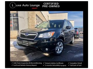 Used 2016 Subaru Forester CONVENIENCE, AWD, HEATED SEATS, BACK-UP CAMERA!! for sale in Orleans, ON