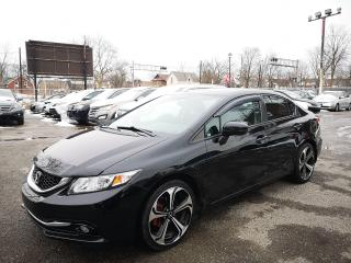 Used 2014 Honda Civic Touring for sale in St. Catharines, ON