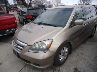 Used 2007 Honda Odyssey EX for sale in Sarnia, ON