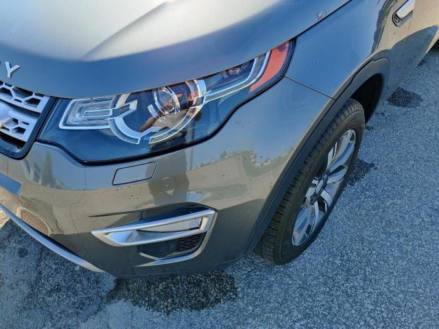 2016 Land Rover Discovery Sport HSE Luxury