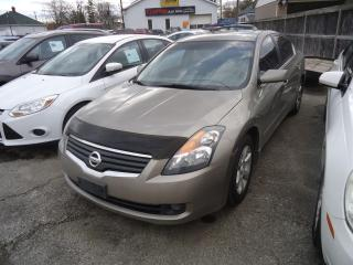 Used 2007 Nissan Altima 2.5 S for sale in Sarnia, ON