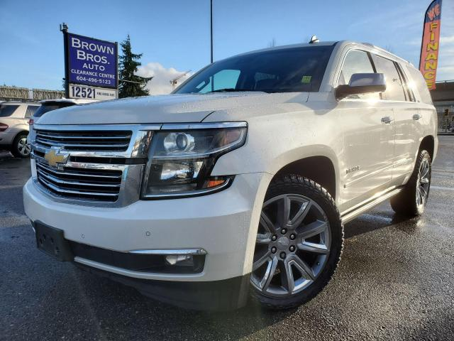 2015 Chevrolet Tahoe LTZ, LOCAL, 1 OWNER