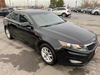 Used 2013 Kia Optima LX ** HTD SEATS * BLUETOOTH * CRUISE * for sale in St Catharines, ON