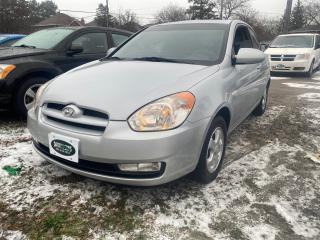 Used 2007 Hyundai Accent GS AS-IS for sale in Mississauga, ON