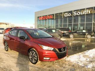 New 2021 Nissan Versa SR for sale in Edmonton, AB