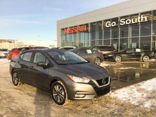 New 2021 Nissan Versa SV for sale in Edmonton, AB