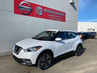 New 2020 Nissan Kicks SV/PUSH START/BLIND SPOT/BACK UP CAM/BLUETOOTH/WINTER TIRES for sale in Edmonton, AB