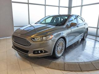 Used 2013 Ford Fusion Titanium for sale in Edmonton, AB