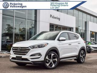 Used 2017 Hyundai Tucson Limited for sale in Pickering, ON