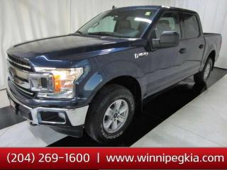 Used 2019 Ford F-150 XLT *Accident Free!* for sale in Winnipeg, MB