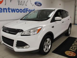 Used 2015 Ford Escape Se | AWD | Heated Cloth Seats | One Owner | Clean Carproof for sale in Edmonton, AB
