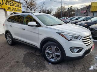 Used 2013 Hyundai Santa Fe Premium/AWD/7PASSENGERS/LOADED/ALLOYS for sale in Scarborough, ON