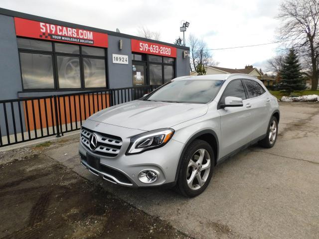 2018 Mercedes-Benz GLA GLA 250|NAVI|BACKUP CAMERA|4MATIC