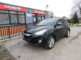 Used 2013 Hyundai Tucson Limited|AWD|LEATHER|PANO ROOF for sale in St. Thomas, ON